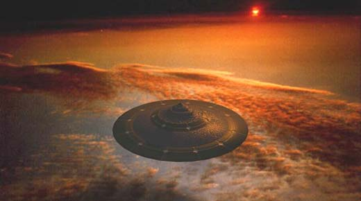Destacados relatos de OVNIs del pasado dicen que una nave espacial extraterrestre aterrizo en la antigua China