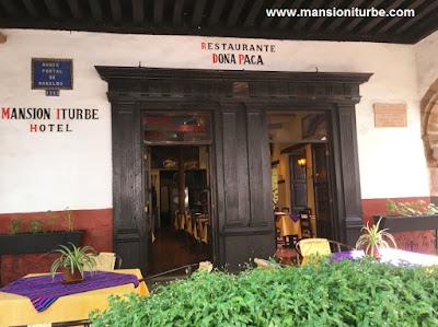 Restaurante Doña Paca in Pátzcuaro