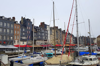 Clothes & Dreams: Why we loved visiting Normandy: Honfleur
