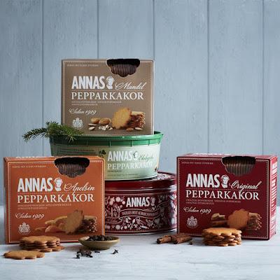 Las galletas Thins de Annas