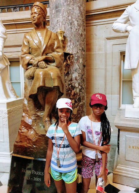 DC Trip - A Tour Of The Capitol