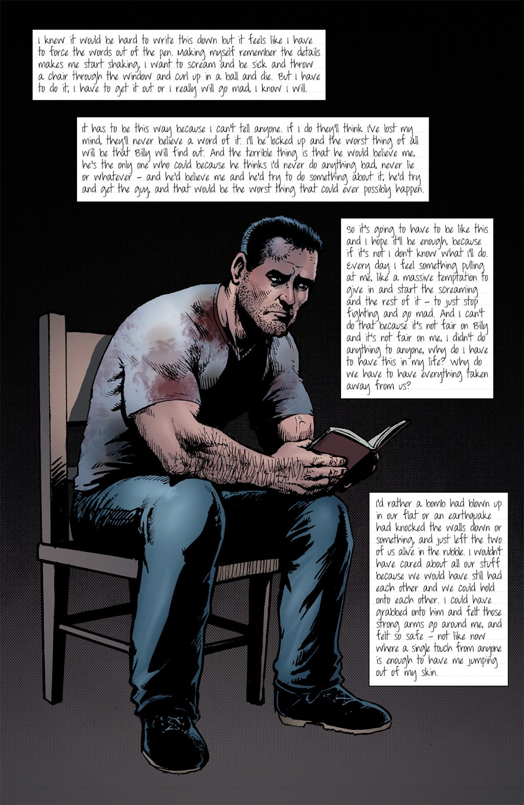 Read online The Boys: Butcher, Baker, Candlestickmaker comic -  Issue #5 - 10