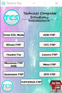 Techno FRP Tool Collection 2018 Free Download