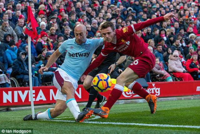 Video Liverpool - West Ham: Tứ tấu thăng hoa, bùng nổ 5 bàn thắng