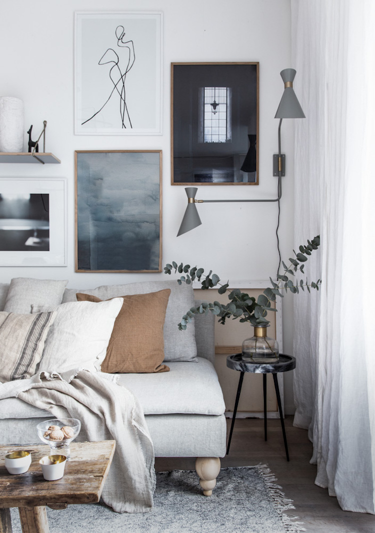 My Scandinavian Home My Autumn Sitting Room Makeover A Discount
