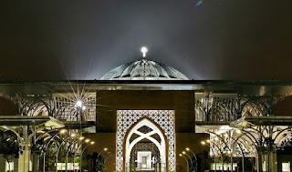 Masjid Tuanku Mizan Zainal Abidin | Solat Tahajud Sesudah Solat Witir Dibulan Ramadhan