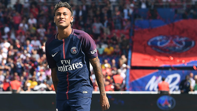 Neymar muốn đến Ngoại hạng Anh