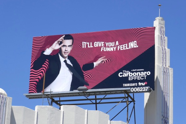 Carbonaro Effect season 4 billboard