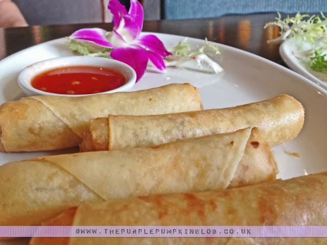 Lunch at The Ardleigh & Dragon Thai Pub
