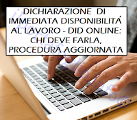 procedura per la did online