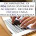 DID Online: Procedura per Dichiarazione di Immediata Disponibilità al Lavoro