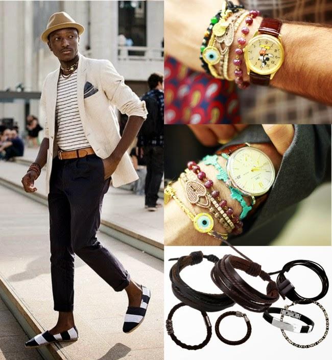 pulseirismo masculino-pulseiras masculinas-pulseira masculina-moda masculina-acessórios masculinos-men's fashion-male bracelet-bracelet homme-pulsera