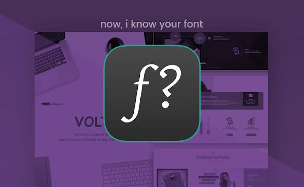 Cara Mudah Mengetahui Font yang Digunakan pada Blog atau Website