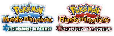 Pokemon Mundo Misterioso: Exploradores del Tiempo y Oscuridad, NDS, Español, Mega, Mediafire