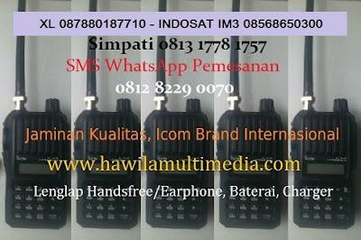 Sewa HT Jakarta Barat, Rental Handy Talky Harga Murah DKI Jakarta