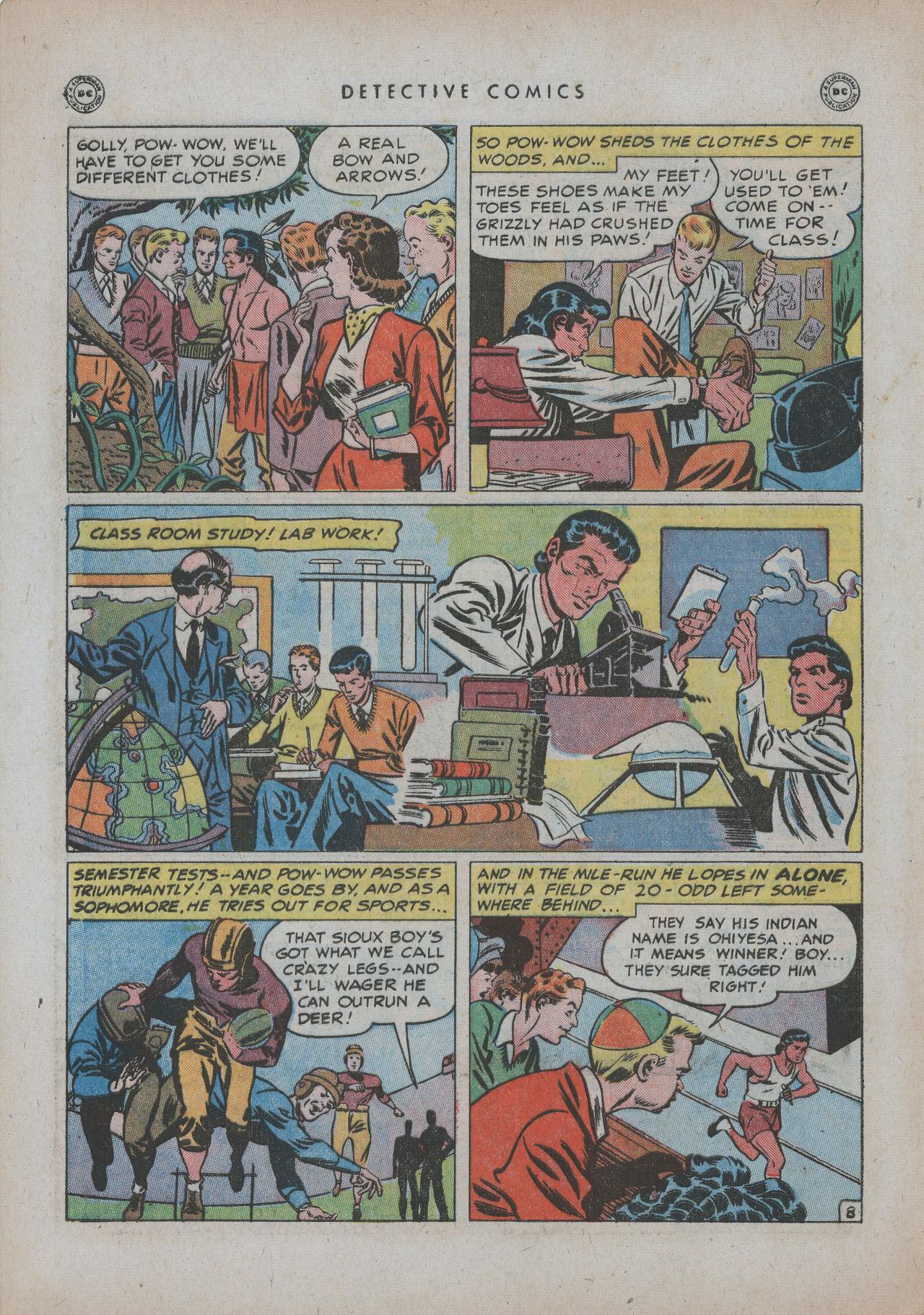 Detective Comics (1937) 151 Page 45