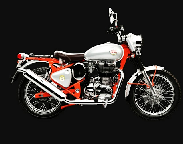Royal Enfield launch trials 350 and 500 off-road bike in India.