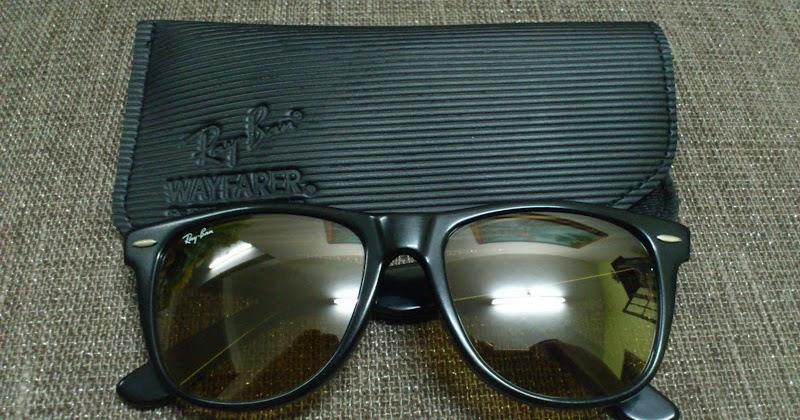 56aba8aa884 Kacamata Rayban Aviator Dan Wayfarer