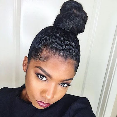 Check Out These Super Simple And Y Curly Hair Styles Like The Messy Bun