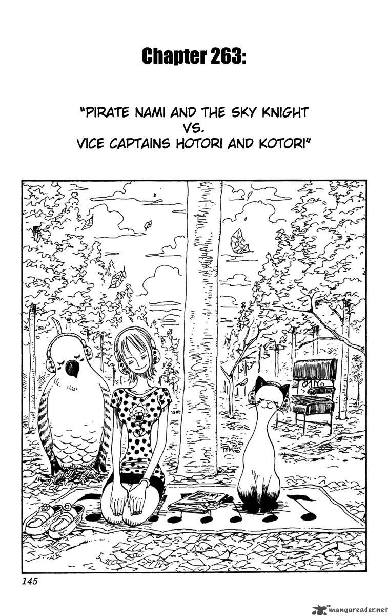 One Piece 263