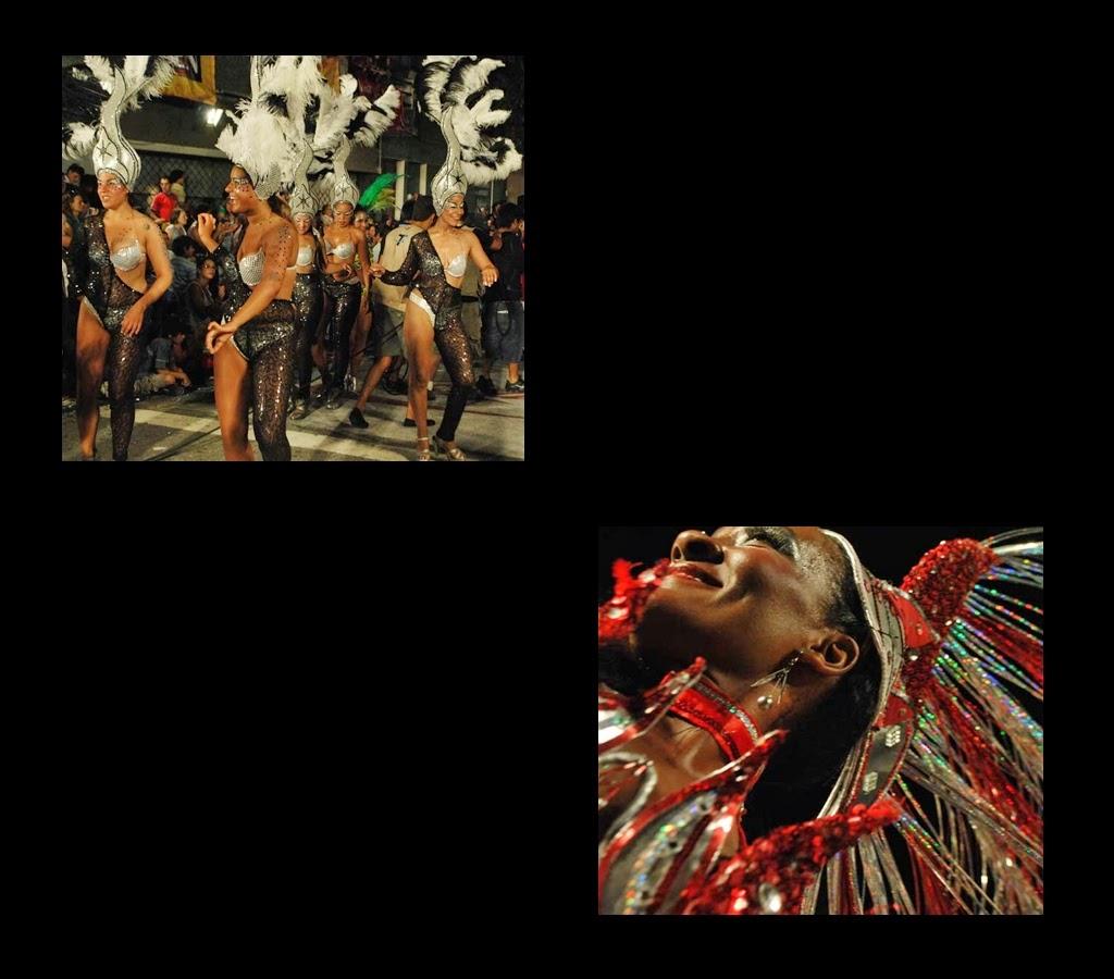 Desfile de Llamadas.Las cuerdas de Ejido. Montevideo. 2011.