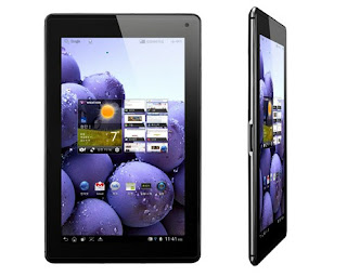 LG Optimus Pad LTE tablet with True HD IPS display unveiled