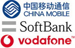 China Mobile + Softbank + Vodafone : Joint Innovation Lab for Mobile Internet Services
