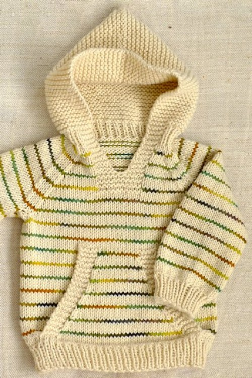 The Wonderful Wallaby - Knitting Pattern