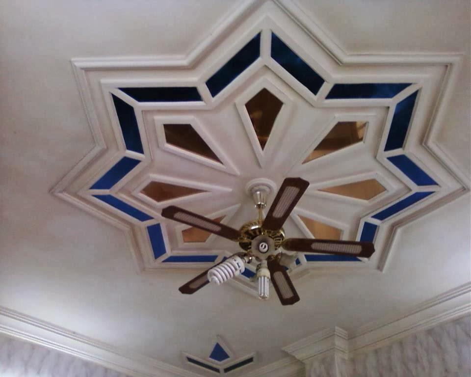 Platre marocain plafond platre for Plafond marocain 2016