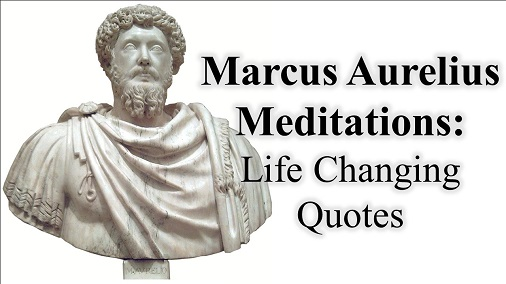 Marcus Aurelius Quotes Classy Marcus Aurelius Meditations Life Changing Quotes Motivate Amaze