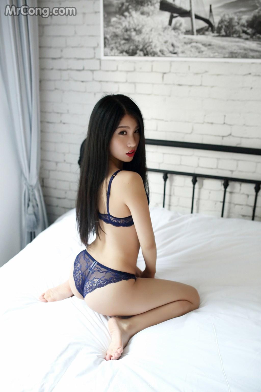 CANDY Vol.003: Người mẫu Zina (战姝羽) (67 ảnh)