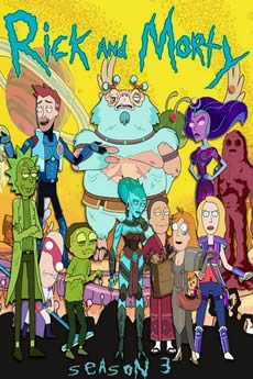 Rick e Morty 3ª Temporada Download