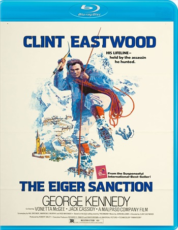 The Eiger Sanction 1975 Dual Audio Hindi 350mb 480p BluRay