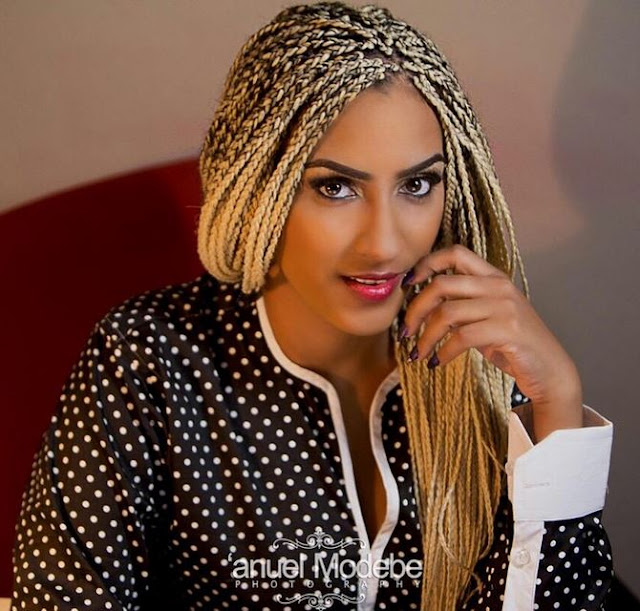 Juliet Ibrahim Stars In Her First Ever Hausa Movie – See Poster