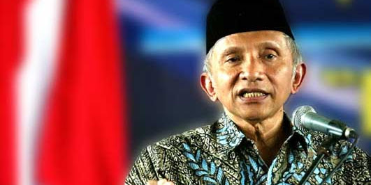 Amien Rais: Reklamasi Jakarta Contoh Nyata Negara Indonesia Digadaikan