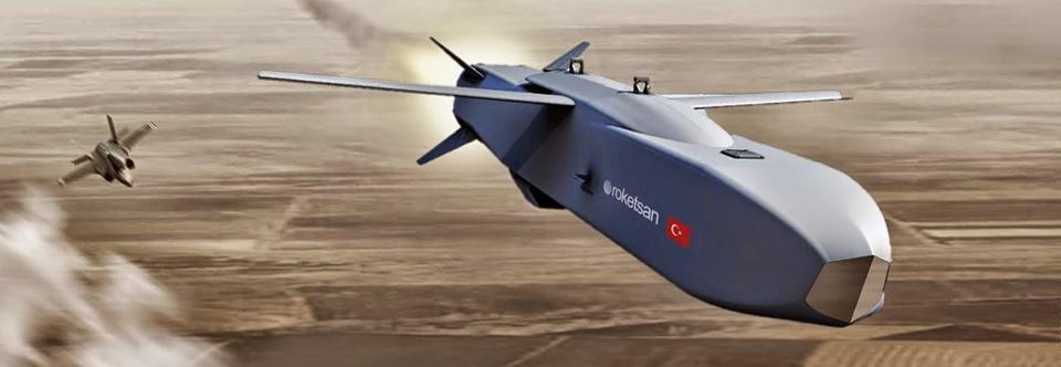 Турецька крилата ракета матиме український двигун