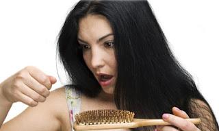 Cara Menghilangkan Rontok Pada Rambut