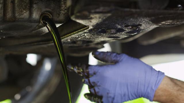 Comment changer l'huile moteur