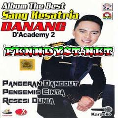 Danang D'Academy 2 - The Best Sang Kesatria Danang D'Academy 2 (2015) Album cover