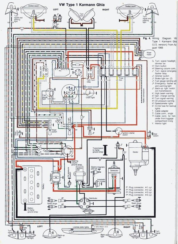 Lucas Alt Connection Copy additionally D Df F Eefad C Da Ef Ef together with Cadillact Cts Fuse Location Engine Interior likewise Altdrawing moreover Karmanguia. on vw alternator wiring diagram