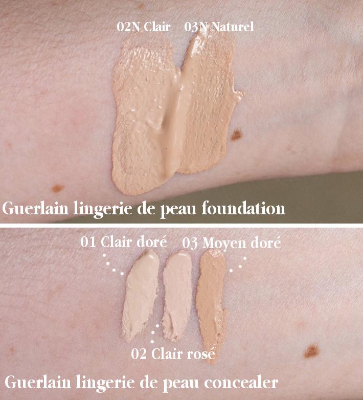 Guerlain Lingerie de Peau foundation review