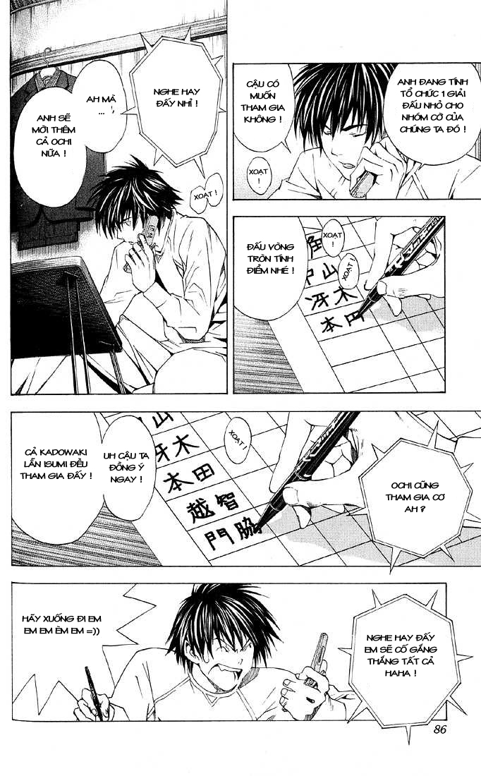 Hikaru No Go hikaru no go chap 169 trang 18