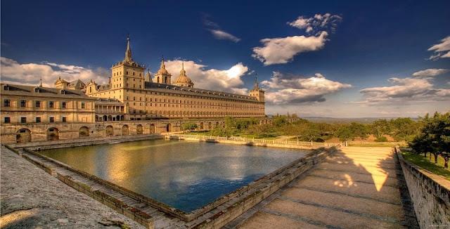 San Lorenzo de El Escorial na Espanha