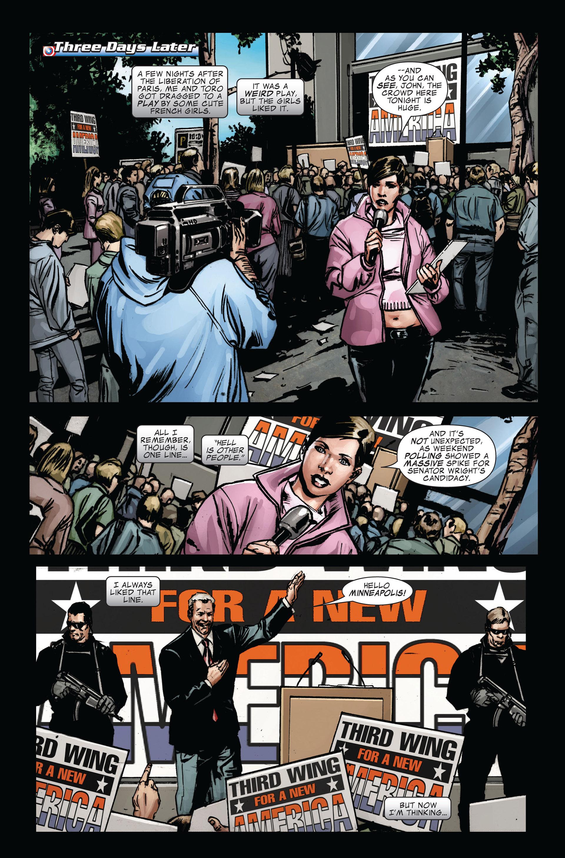 Captain America (2005) Issue #39 #39 - English 15