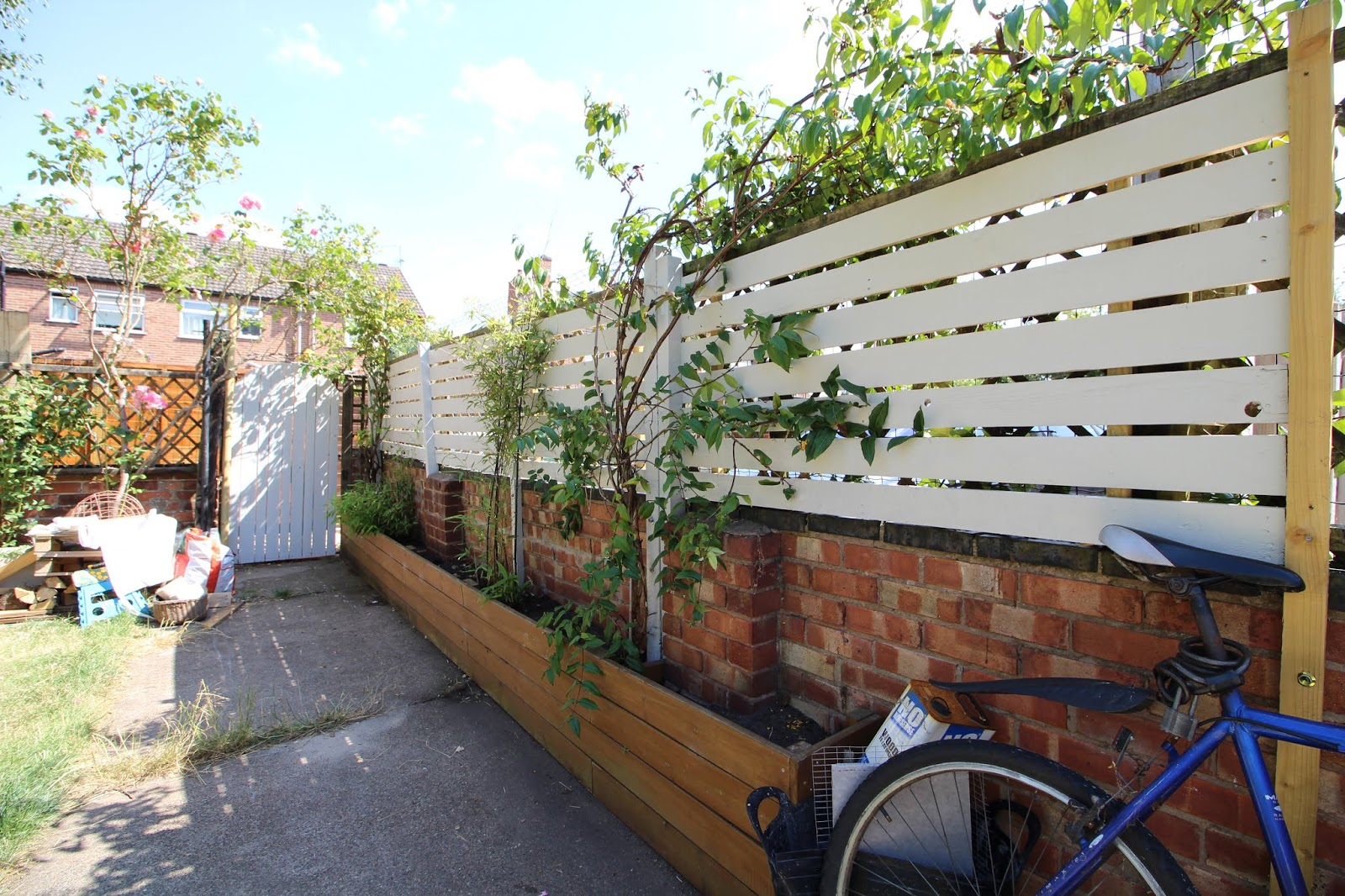 DIY Garden Transformation