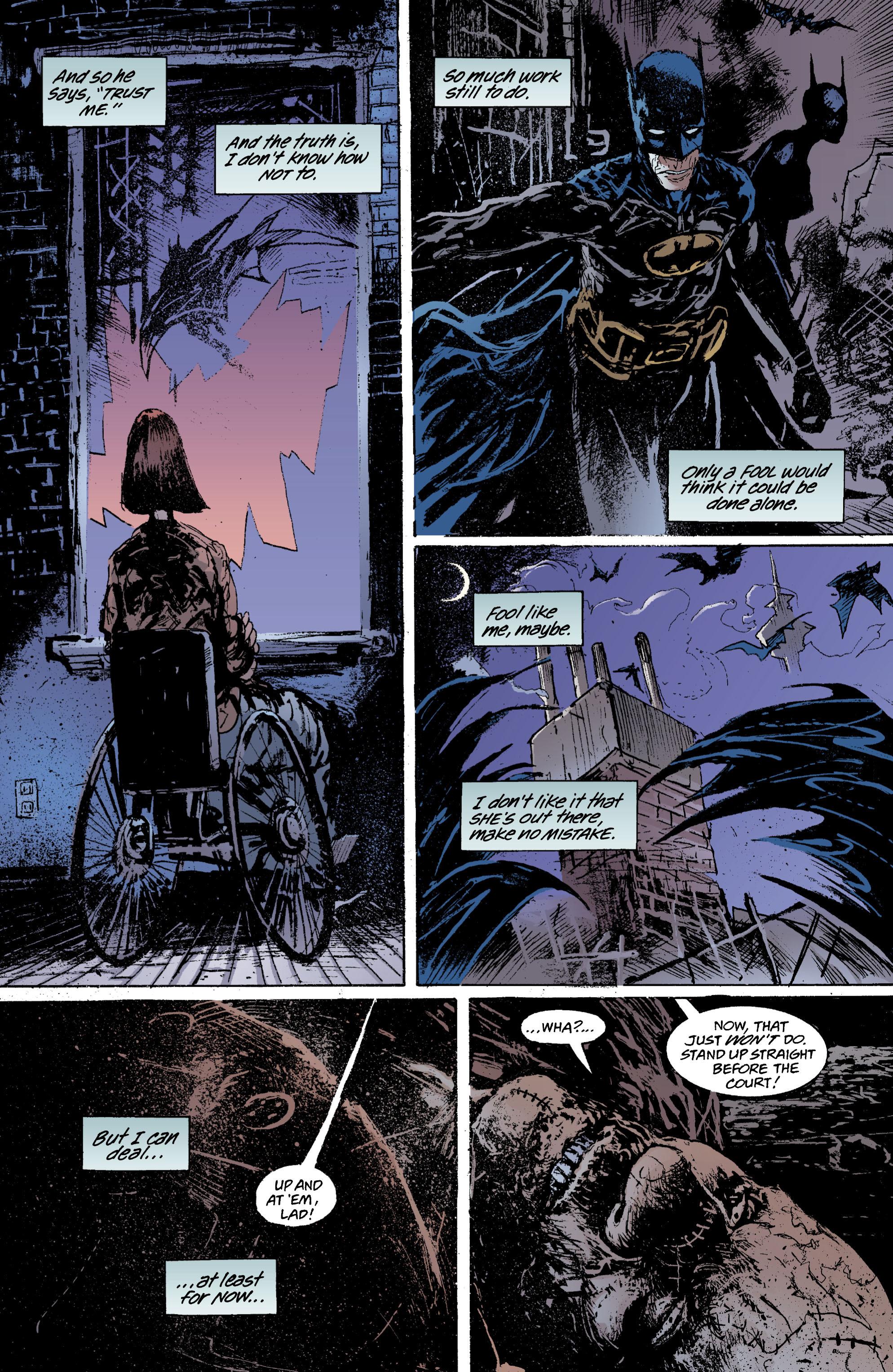 Detective Comics (1937) 732 Page 21