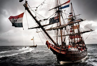 Kapal Perang VOC
