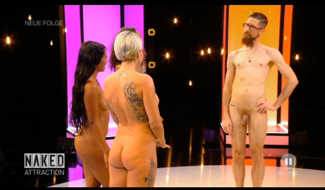 Naked Attraction Deutsch