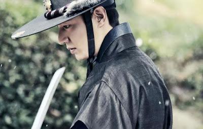 Legend of the Blue Sea 3 Aksi Lee Min Ho Joseon