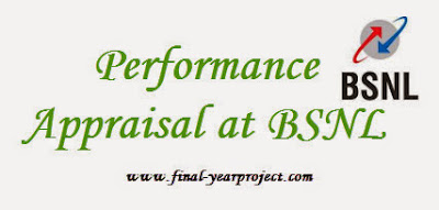 Performance Appraisal at BSNL